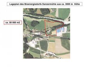 Bioenergiedorf-3000 Meter